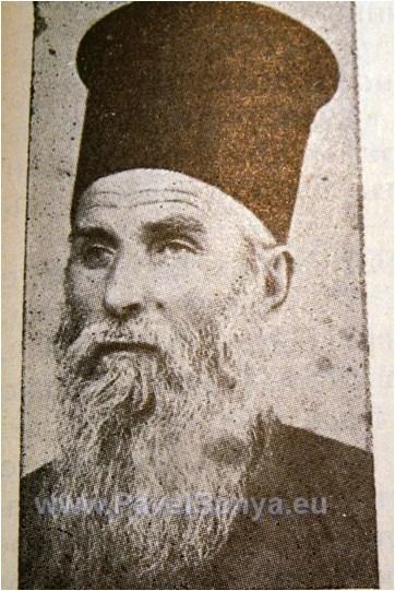 протойерей Савва Иванов