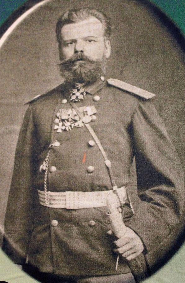 Павел Николаев Попов