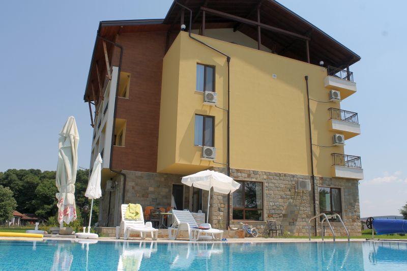 Хотел Соня Павел баня