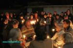 Тържествена служба за Възкресение Христово в храм Рождество Богородично - Павел баня. Публикувано в Pavelbanya.eu