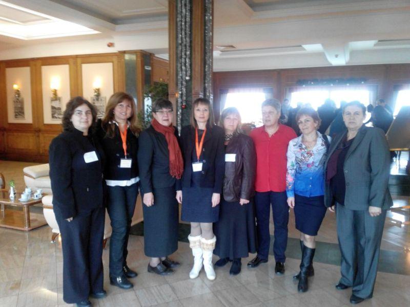 Представители от Павел баня взеха участие в конференция 'Климатът и аз' Публикувано в Pavelbanya.eu
