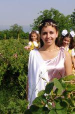 Царица Роза 2010 - Павел баня – Ния Бошнакова