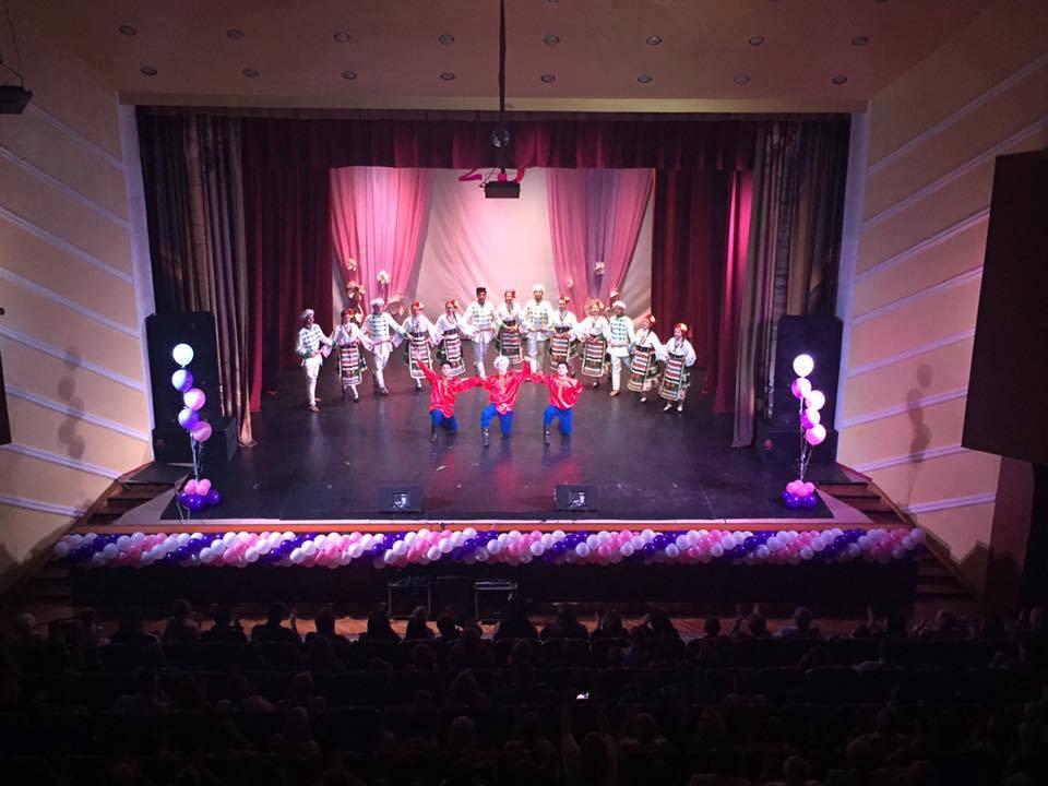 Ансамбъл 'Детелини' с блестящо представяне в Лиски, Русия   Публикувано в Pavelbanya.eu