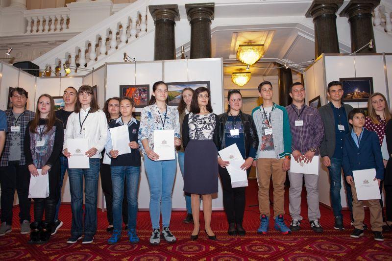 Меглена Кунева връчи награда на Ахмед Емин от Скобелево Публикувано в Pavelbanya.eu