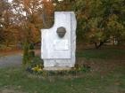 Паметникът на Т. Мазаров в Павел баня