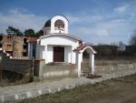 Новопостроената църква ''Св. Атанасий'' село Виден