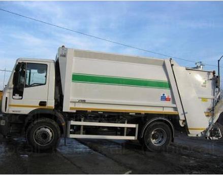 За ден община Павел баня извозва над 12 тона отпадъци Публикувано в Pavelbanya.eu