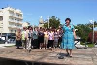 Поредна изява на хор 'Тодор Мазаров' в ГърцияПубликувано в Pavelbanya.eu