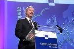 Европейският комисар по транспорта спука гума до Павел баня