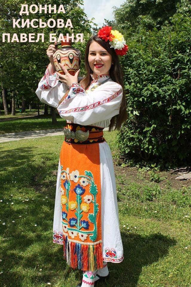 Претендентка за Царица Роза Павел баня -2016 Pavelbanya.eu