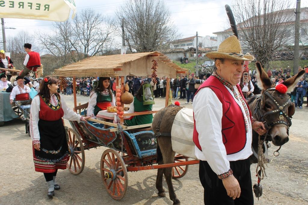 Маскарадни игри - 'Старци в Турия' -2016