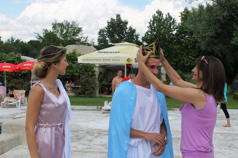 Празник на Розата и минералната вода Павел баня -2016. Pavelbanya.eu