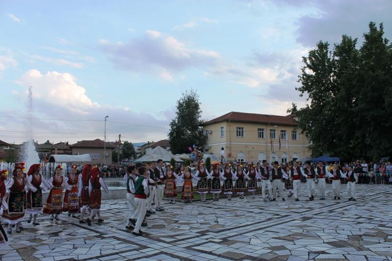 Празник на Розата и минералната вода Павел баня -2016 Pavelbanya.eu