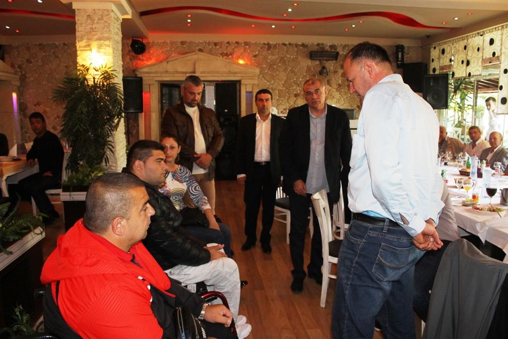 В Павел баня Михаил Миков и Атанас Пъдев се срещнаха с победителите от параолимпийските игри
