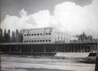 Съвременната сграда на читалище 'Напред 1903' Павел баня в строежПубликувано в Pavelbanya.eu