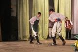 Танцьорите от